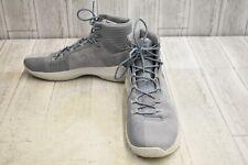 Under Armour Drive 4 Premium Basketball Shoes, Men's Size 13, Grey/Blue