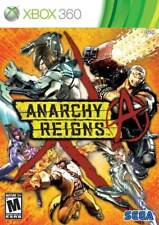Anarchy Reigns (XBOX 360, SEGA) - Brand New/Factory Sealed