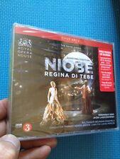 Agostino Steffani: Niobe,Regina Di Tebe CD New+Sealed Gens Hengelbrock 2015