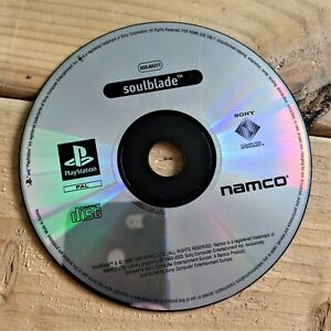 Soulblade (PS1) Vintage Retro Arcade Fighting *DISC ONLY* Free Post