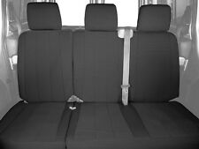 Seat Cover Rear Custom Tailored Seat Covers FD476-08HH fits 15-16 Ford F-150