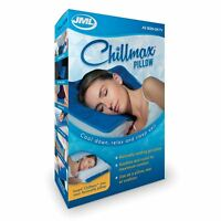 JML Chillmax Pillow Gel Inlay Natural Cooling & Maximum Comfort
