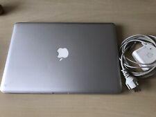 "Macbook Pro Mediados 2009 15"" Pantalla Antireflejos 250Gb SSD 8gb Catalina Osx"