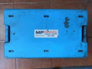 MASSEY FERGUSON 2005 SERIES ELECTRONIC TEST KIT