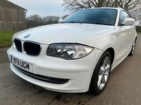 2011 BMW 116i, 67k miles, timing chain done, petrol, full service history