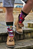 United OddSocks Tattoes Ladies Socks Size 6-11 Gift Boxed