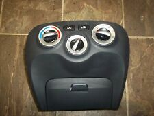 TEMPERATURE HEATER CONTROL AC BEZEL ASH TRAY STORAGE 2006 2007 2008 ACCENT