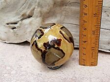Large Septarian Sphere - Great for Communication
