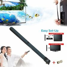 As Seen on TV NIB Clear Free TV Key HDTV TV Digital Indoor Antenna Ditch Cable