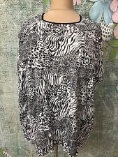 Maggie Barnes 3X Plus Size Blouse