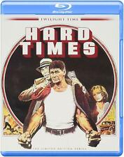 NEW Sealed Hard Times (1975) Blu-Ray Rare Twilight Time Limited Edition to 3000