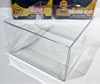 25 Box Protectors For FUNKO DORBZ Standard Size  Custom Clear Display Cases New