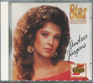 CD Andrea Jürgens: Star Collection (Ariola Express) 1991