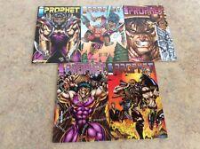 PROPHET #1,2,3,4,5 LOT OF 5 NM COMIC 1993-1994 IMAGE