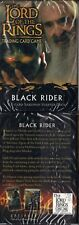 LOTR TCG Saruman Black Rider Starter Deck SEALED 63 cards Lord of the Rings