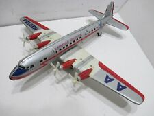 """AMERICAN AIRLINES DC-7 FLAGSHIP ALLISON TURNING PROPELLERS EXCELLENT COND 16""""WS"""