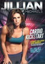 NEW - Jillian Michaels Cardio Kickstart DVD