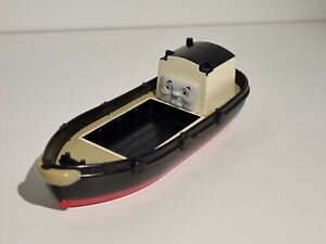 Thomas & Friends Tomy track master Bulstrode Barge boat 1999