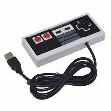 USB Controller Gaming Gamer JoyStick Joypad For NES Windows PC Computer Gamepad