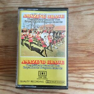 Amazing Grace The Military Band Of The Royal Scots Dragoon Guards Cassette Tape