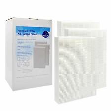 EZ Lot de 3 filtres Hepa de rechange pour purificateur d'air Honeywell HPA300,