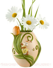 Goebel Hase Eivase Vase Tulpe Neu 2014 Frühlingserwachen Ostern