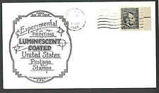 FDC #1282a 4c LINCOLN TAGGED