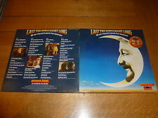 JAMES LAST - Last The Whole Night Long - 1979 UK Polydor label 50-track LP