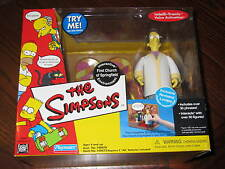 NEW Simpsons WOS First Church of Springfield with Reverend Lovejoy Environment