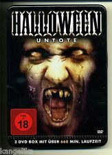 Halloween--Untote--2 DVD Box mit über 660 Min.Laufzeit--