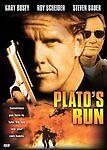 Plato's Run (DVD, 2006)