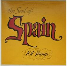 DISCO 33 GIRI - 101 STRINGS - THE SOUL OF SPAIN