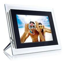 """Philips DIGITAL PHOTO FRAME 7FF2FPA High Pixel Density 7"""" 6.5 inch viewable, SD"""