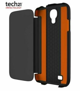 Genuine Tech21 D30 Impact Snap Case with Cover For Samsung Galaxy S4 - Black New