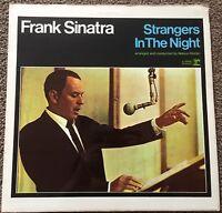 Frank Sinatra - Strangers In The Night - Vinyl / LP  - 1966 - VG+
