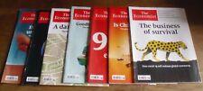 7 Economist Magazines - All 2020.