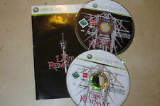 XBOX 360 RPG GAME THE LAST REMNANT 2-DISC + INSTRUCTIONS PAL