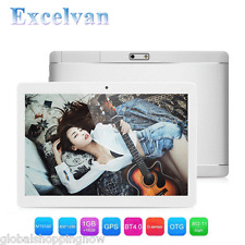 Excelvan 10,1'' Tablet PC 1+16GB 3G Android6.0 QuadCore Dual SIM/Kam Phablet DE