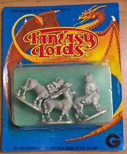 Grenadier Fantasy Lords - 549 Evil Dwarf Centaurs (Sealed, Near Mint)