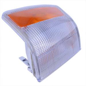 Left LH Front Driving Corner Side Marker Turn Light Lamp for Volvo 960 940 740