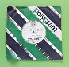 """Genesis – Mama - 7"""" 45  Single"""