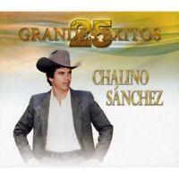 New: CHALINO SANCHEZ -  25 Grandes Exitos (Norteno/Mexicano) 2 CD SET!