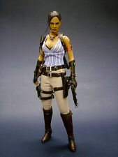 1/6 Hot Toys action figure Biohazard 5 Sheva Alomar BSAA VGM07