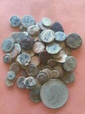 Variety of  old Coins lot 70 PCS-Mixed Ages