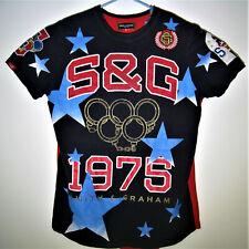 Smith & Graham Mens Circa 1975 Urban Streetwear Hip Hop T Shirt Jersey Size XL
