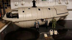 Star Wars Kenner Figure & Vehicle Lot! Vintage 1982 Rebel Transport Ship! Rare!