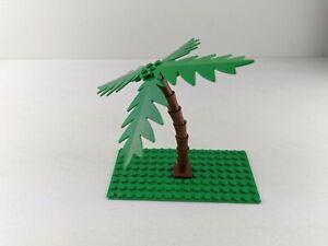 Lego® Palme grün braun green City Baum für Strand Insel Karibik Südsee Palm
