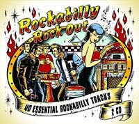 Rockabilly Rockout: 40 Essential Rockabilly Tracks [CD]