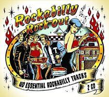 Rockabilly Rockout 40 Essential Rockabilly Tracks [CD]