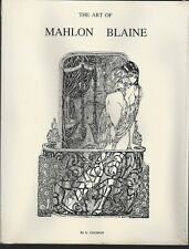 The Art of Mahlon Blaine by G. Legman (Peregrine, 1982) pb 1st *NEW* *SEALED*